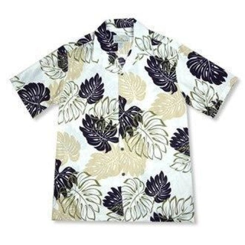 surfers cream hawaiian rayon shirt | hawaiian men shirt