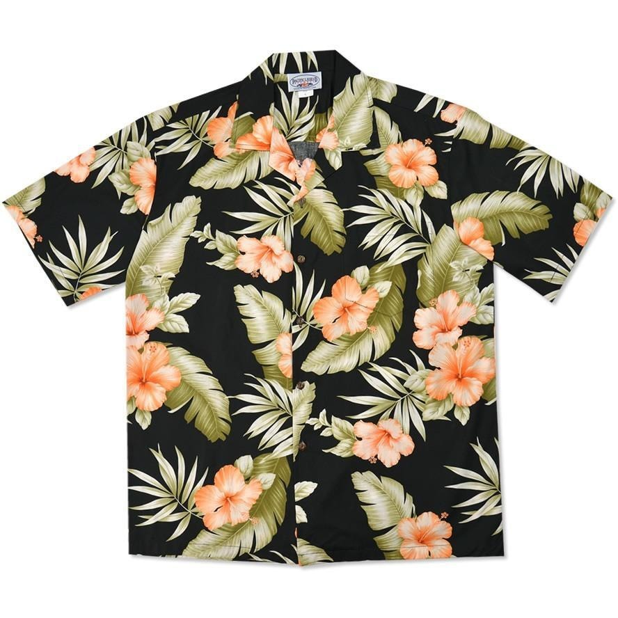Waimea Black Matching Clothing Collection