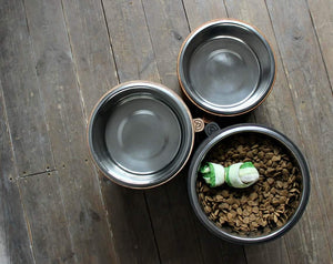 4500ml Extra Large Circular Dog Bowl
