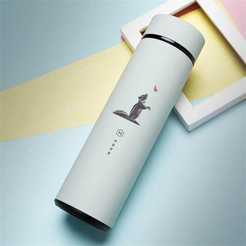 HISE Double Wall Stainless Steel Thermos