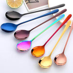 Colorful Long Handle Spoon