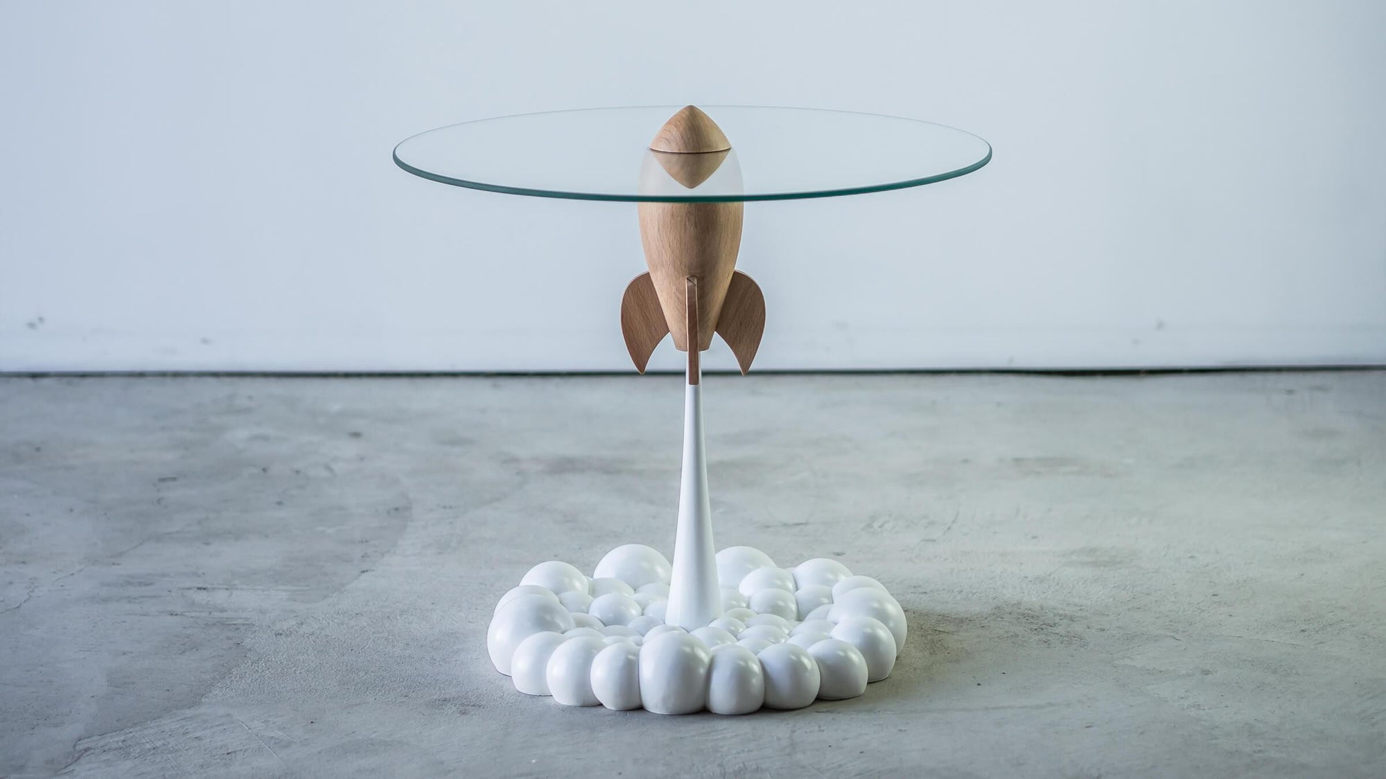 Single Rocket Side Table