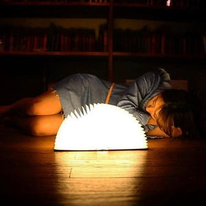 Mood Book Lamp