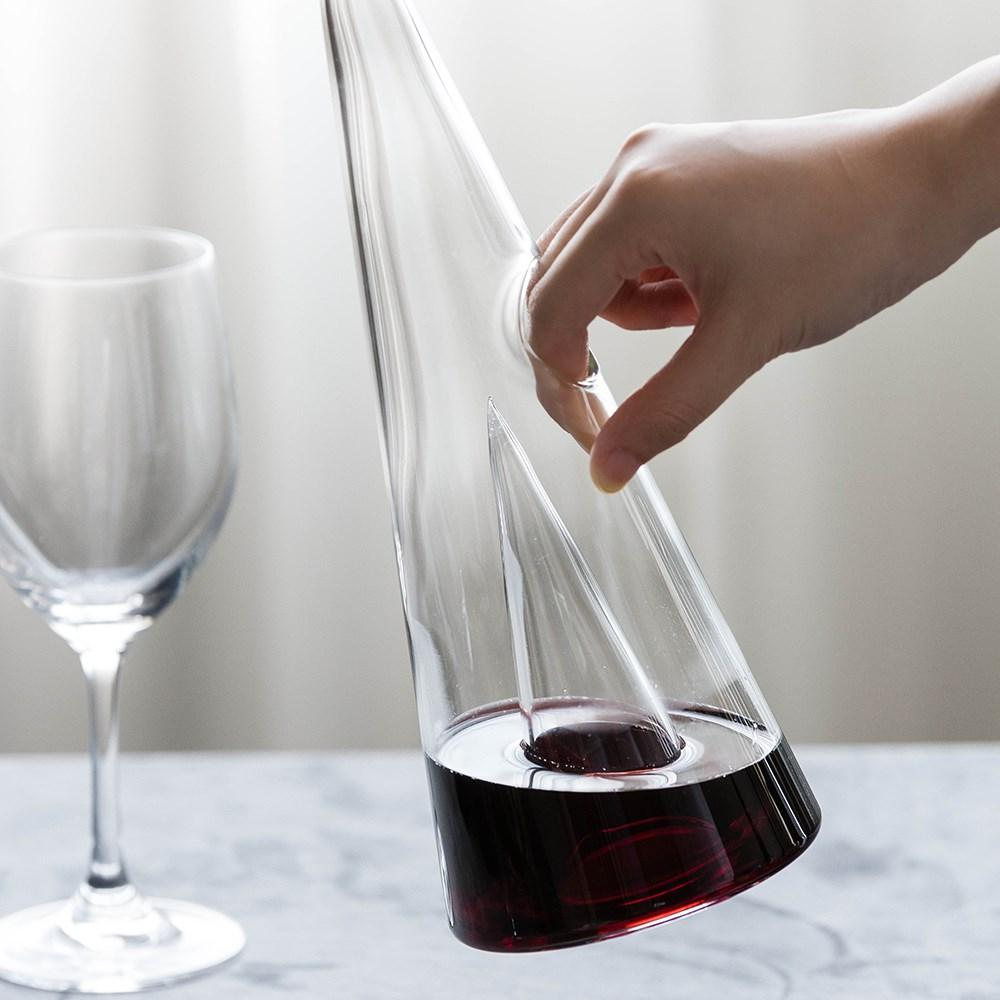 Mt. Olympus Wine Decanter
