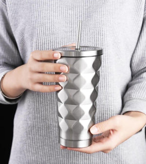 Xander Stainless Steel Thermos