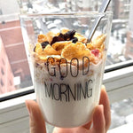 Good Morning Breakfast Cup