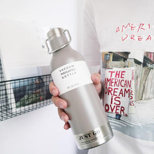 470ml Portable Stainless Steel Thermal Bottle