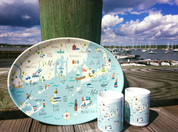 Platter Northern Shores