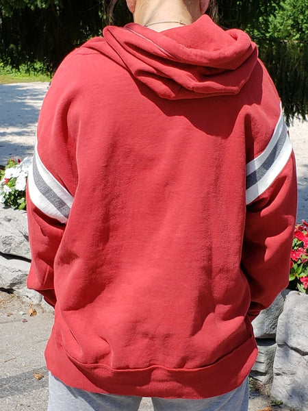 Vintage Athletic Hood