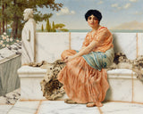 Reverie by John William Godward