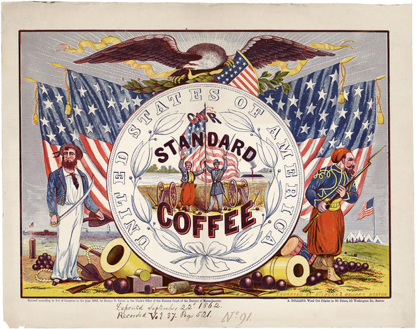 Our Standard Coffee, United States of America