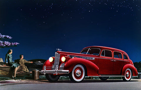 1940 Packard Super-8