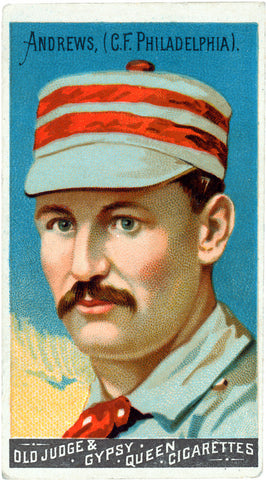 Ed Andrews: Philadelphia Quakers