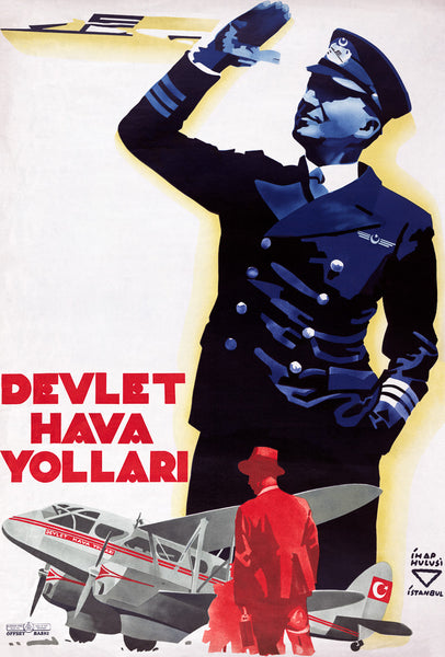 Turkish Airlines: 1938