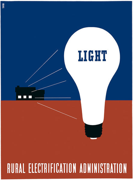 Light – Rural Electrification Administration