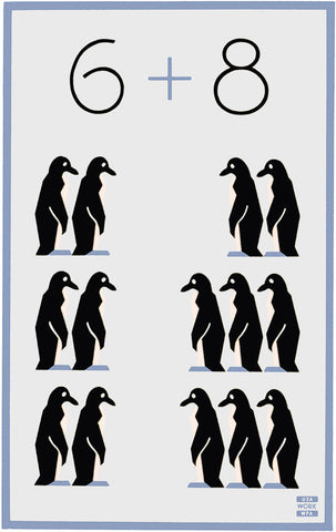 6 + 8 Penguins