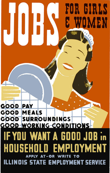 Jobs For Girls & Women