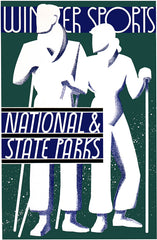 Winter Sports: National & State Parks