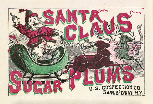 Santa Claus Sugar Plums