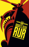 RUR at Marionette Theatre poster