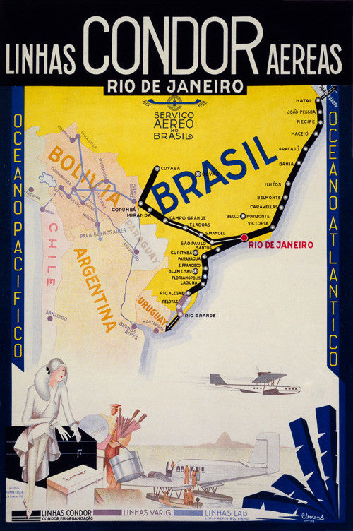 South American Airline Travel