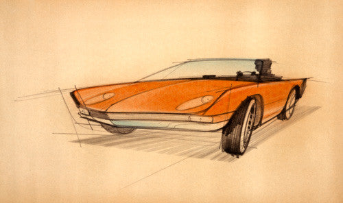 Design Drawing for Avanti