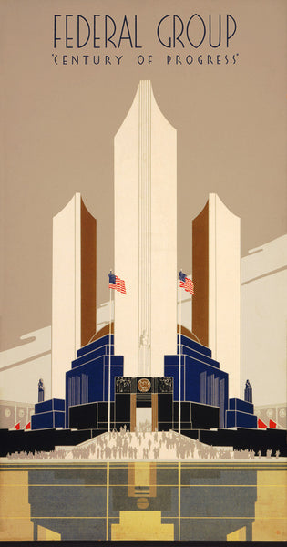 Century of Progress: 1934 Chicago World's Fair