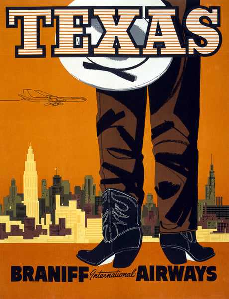 Texas: Braniff International Airways