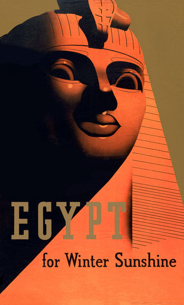 Egypt for Winter Sunshine