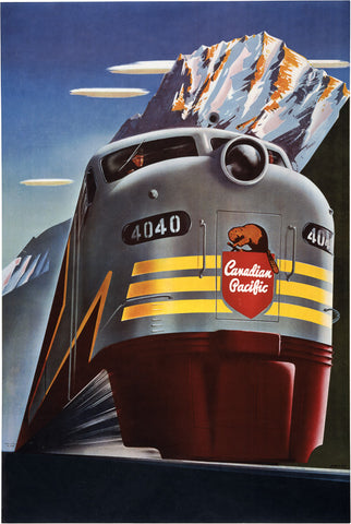 Canadian Pacific Railway, 1950