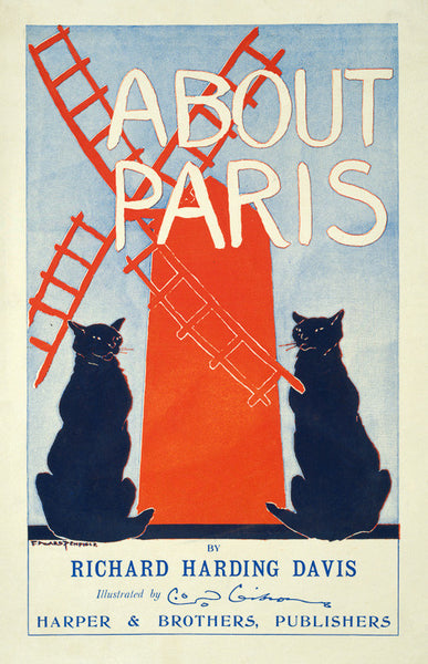 About Paris by Richard Harding Davis