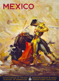 Mexico Bullfighting Scene