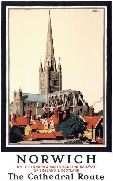 Norwich: The Cathedral Route