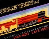 Liverpool & Manchester Railway Centenary Celebrations