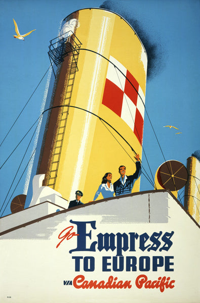 Go Empress to Europe