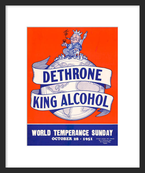 Dethrone King Alcohol