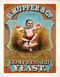 B. Kupfer & Co. Compressed Yeast