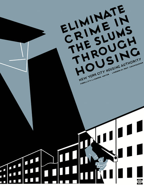 Eliminate Crime in the Slums