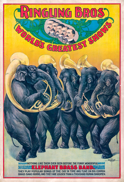 Elephant Brass Band