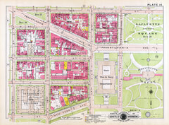 Baist's Real Estate Atlas of Surveys of Washington, District of Columbia. Plate 16.