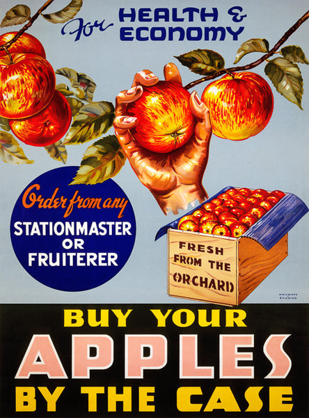 Buy Your Apples by the Case