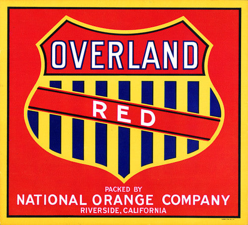 Overland Red Oranges