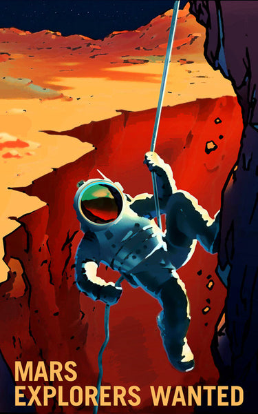 Mars Explorers Wanted