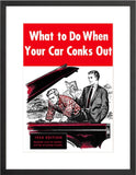 What to Do When Your Car Conks Out