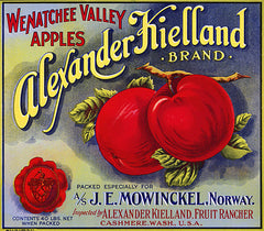 Alexander Kielland Apples