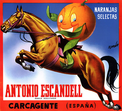 Antonio Escandell Oranges