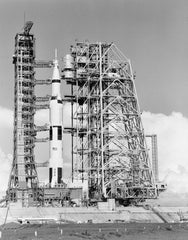 Apollo 11 Mobile Service Structure