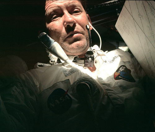 Apollo 7 Astronaut Wally Schirra