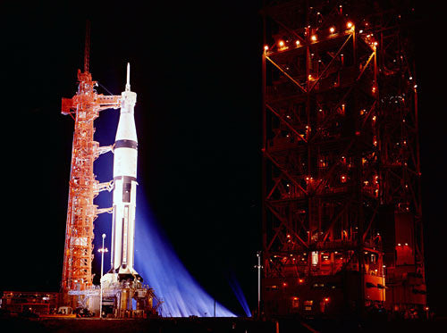Apollo 7 Countdown Test
