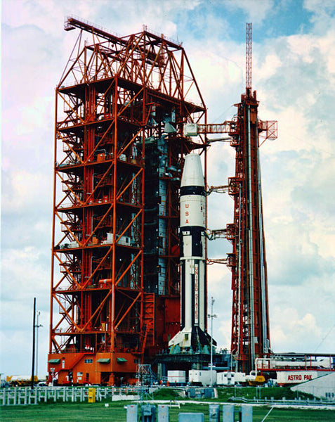 Apollo 7 Saturn